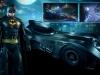 1989 Batmobile with Batman Skin