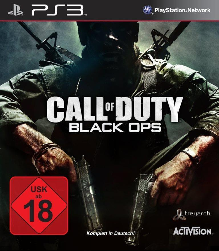 gamelover all of Duty Black Ops