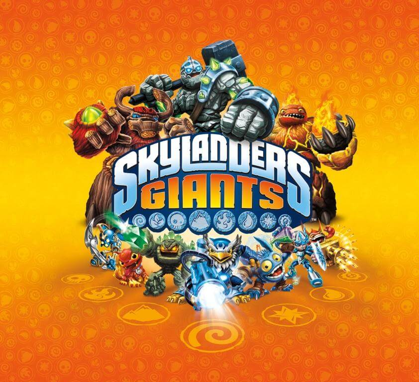 gamelover Skylanders Giants