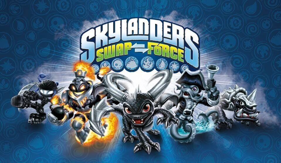 gamelover Skylanders Swap Force Dark