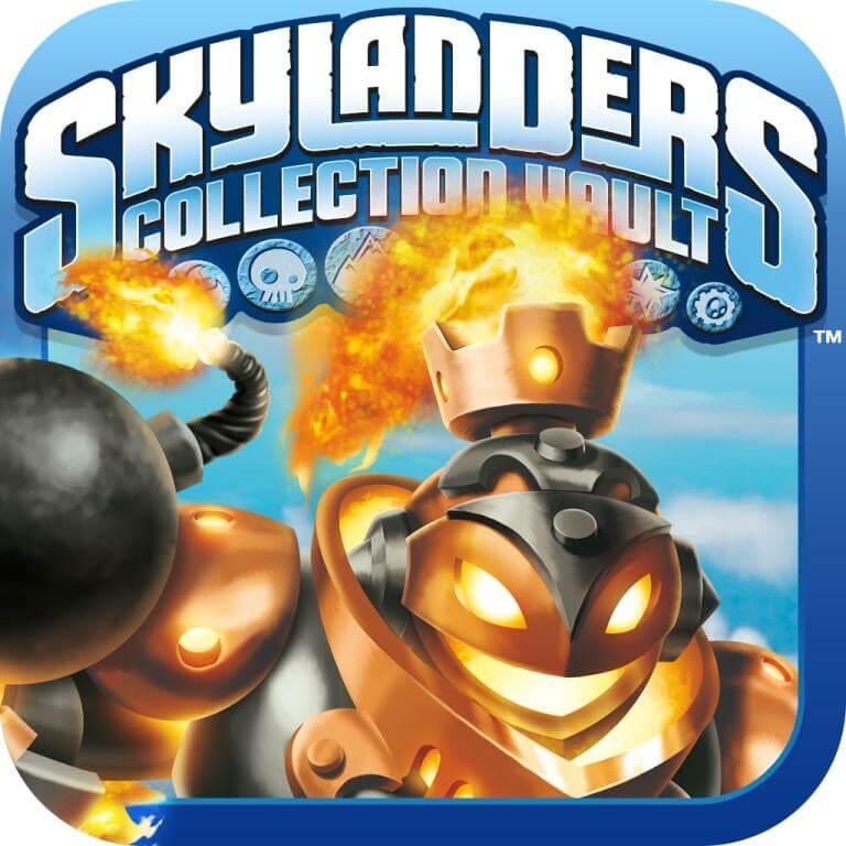 gamelover Skylanders Collection Vault