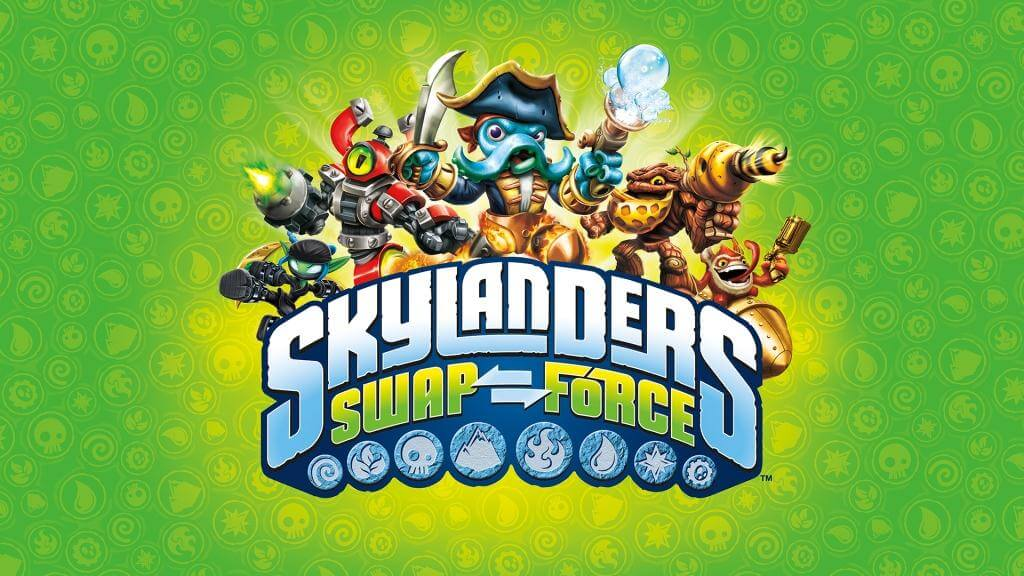 gamelover Skylanders Swap Force
