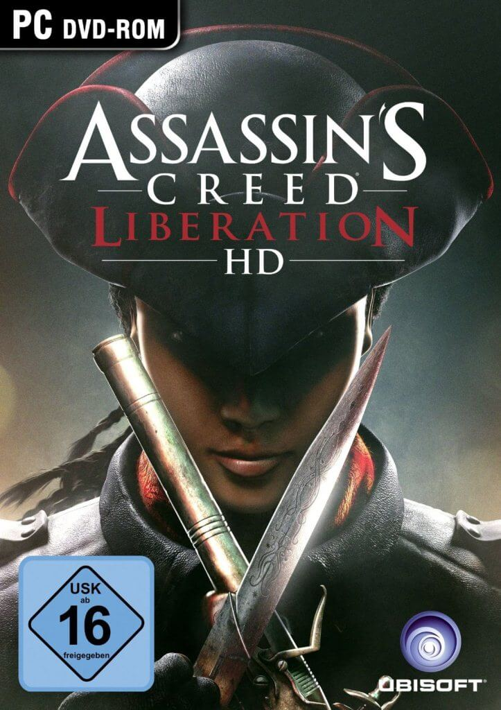 gamelover Assassins Creed Liberation HD