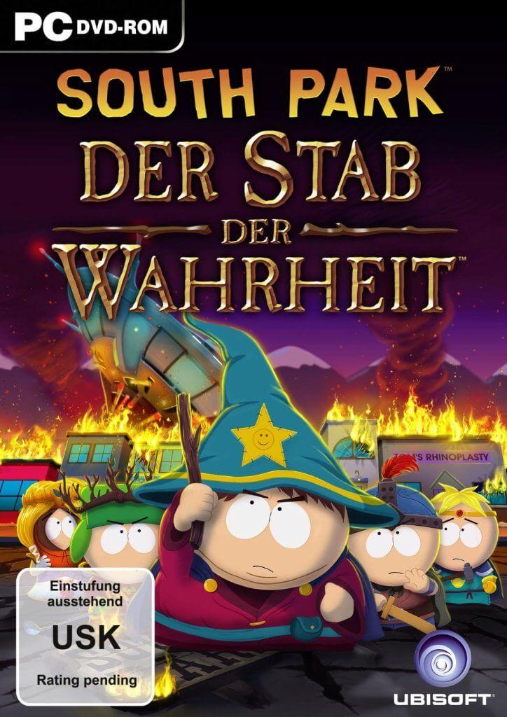 gamelover South Park Der Stab der Wahrheit