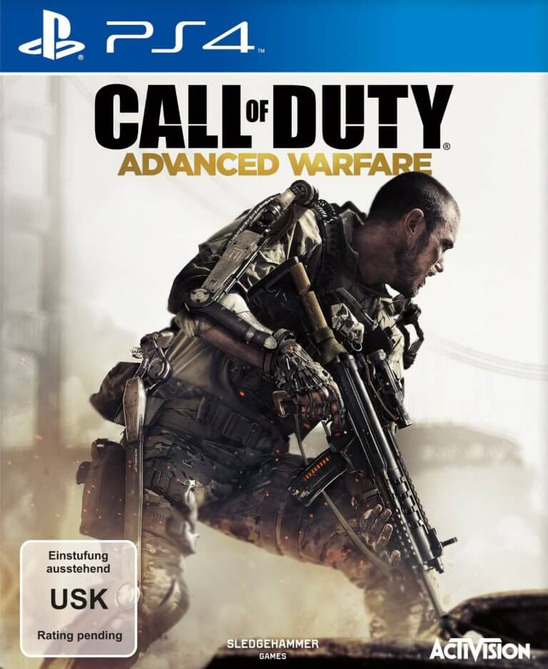 gamelover Call of Duty Advanced Warfare