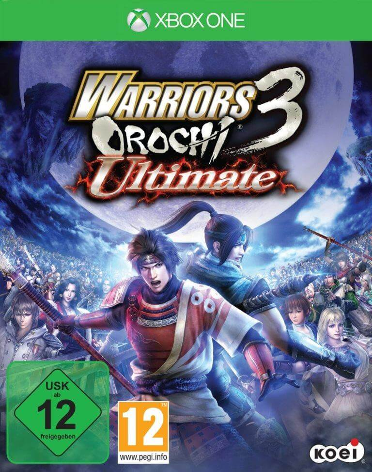 gamelover Warriors Orochi 3 Ultimate