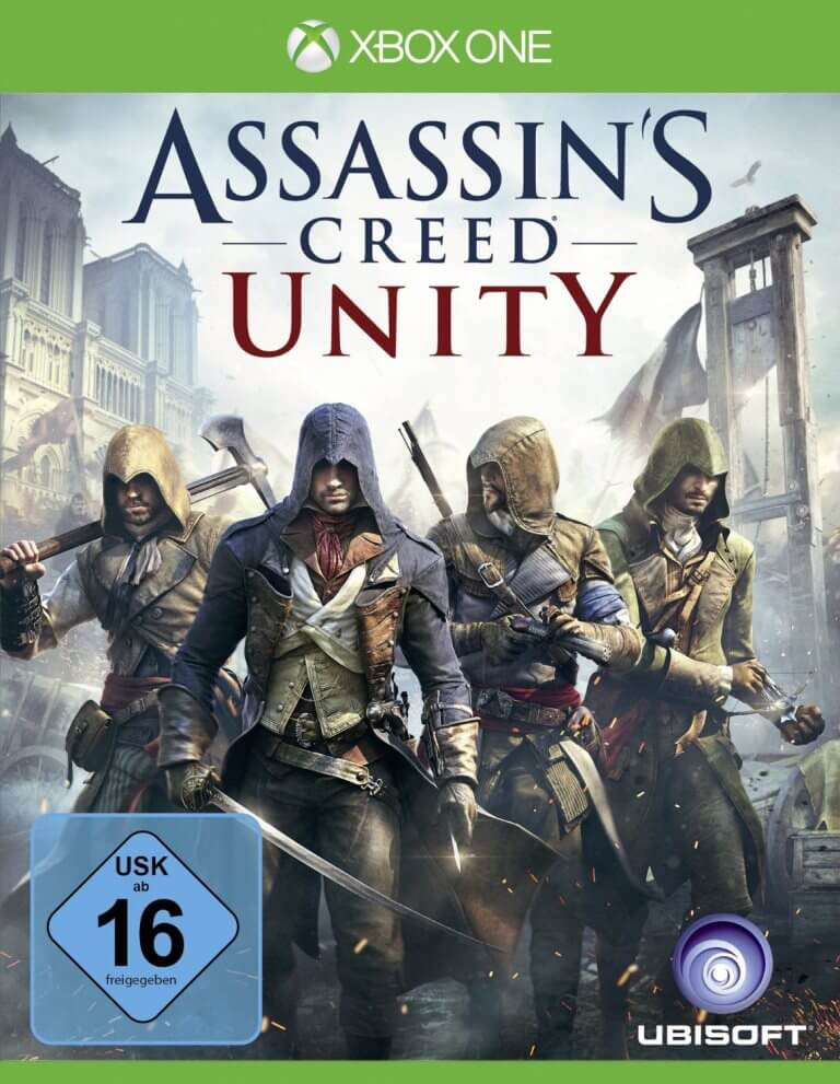 gamelover Assassins Creed Unity