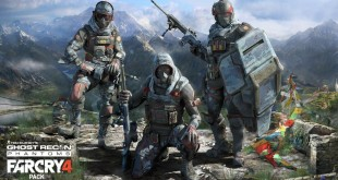 gamelover TOM CLANCY'S GHOST RECON PHANTOMS FAR CRY 4