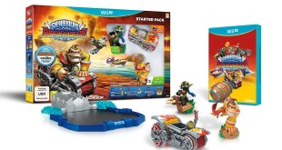 gamelover Skylanders SuperChargers Racing