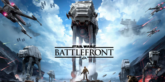 gamelover Star Wars Battlefront