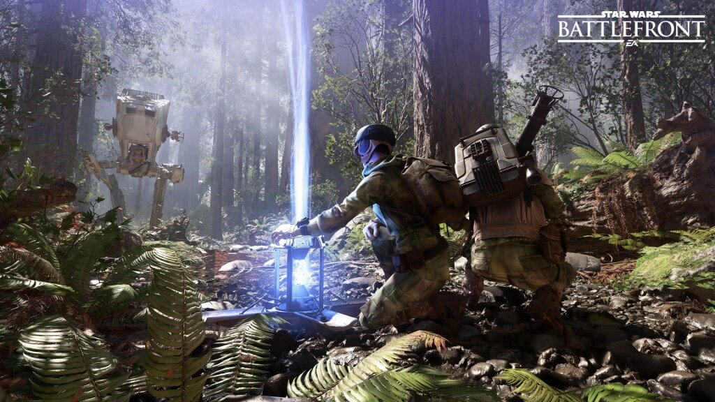 gamelover Star Wars Battlefront Screenshot 1