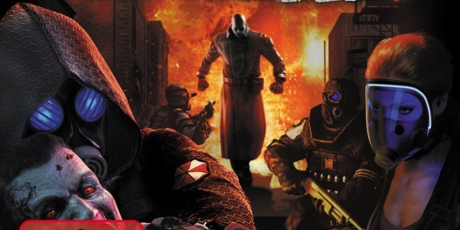 gamelover Resident Evil Operation Raccoon City