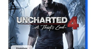 gamelover Uncharted 4