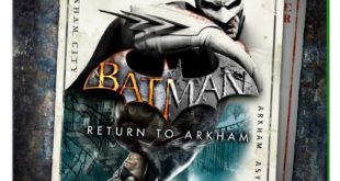 gamelover Batman Return to Arkham
