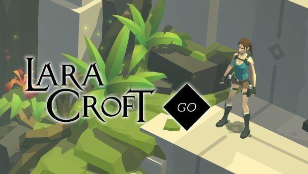 gamelover Lara Croft GO