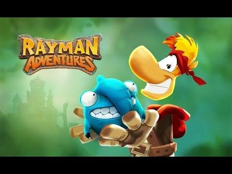 gamelover Die Abenteuer von Rayman