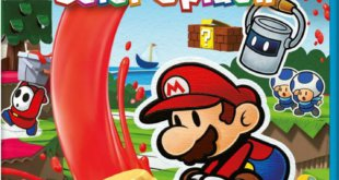 gamelover Paper Mario Color Splash