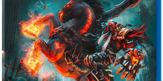 gamelover Darksiders Warmastered Edition