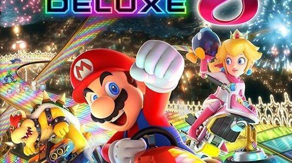 gamelover Mario Kart 8 Deluxe