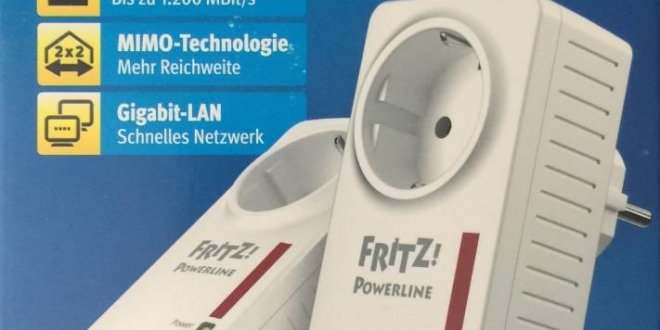 gamelover Fritz Powerline Set