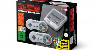 gamelover Nintendo Classic Mini Super Nintendo Entertainment System
