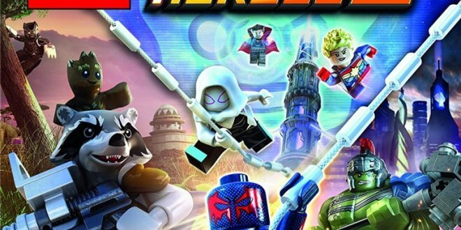 gamelover LEGO Marvel Super Heroes 2