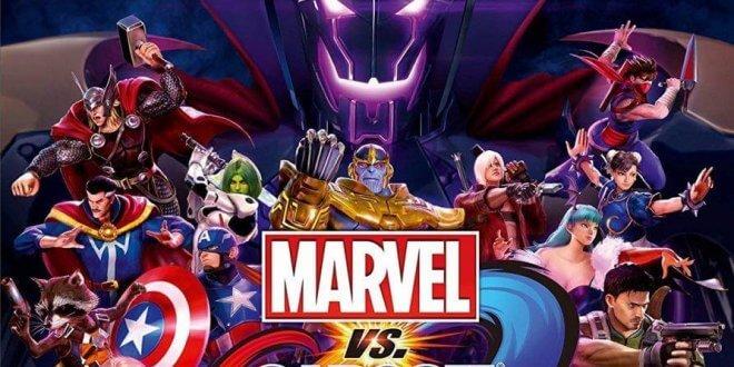 gamelover Marvel VS Capcom