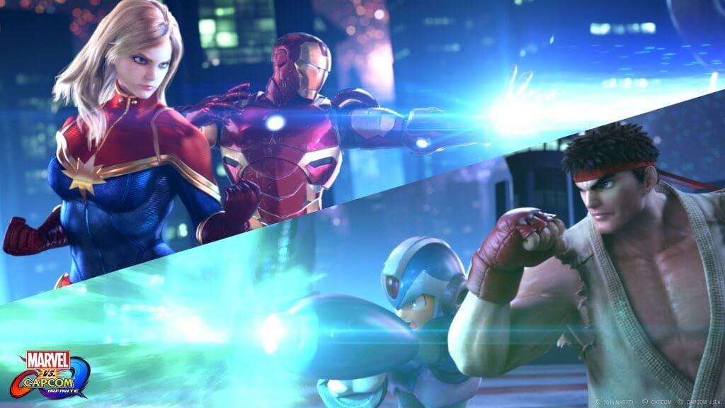 gamelover Marvel vs Capcom Infinite Screen 7