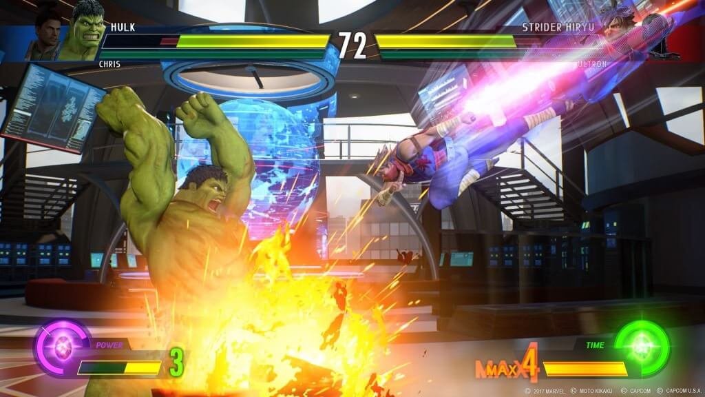 gamelover Marvel vs Capcom Infinite Screen 6