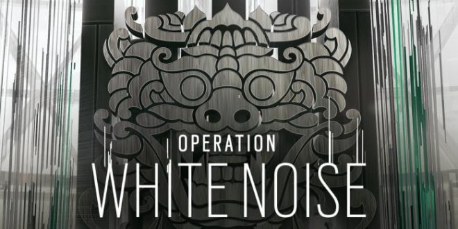 gamelover Tom Clancys Rainbow Six Siege Operation White Noise