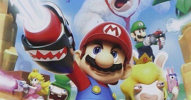 gamelover Mario Rabbids Kingdom Battle
